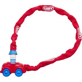 ABUS Kinder kettingslot 1510 rood